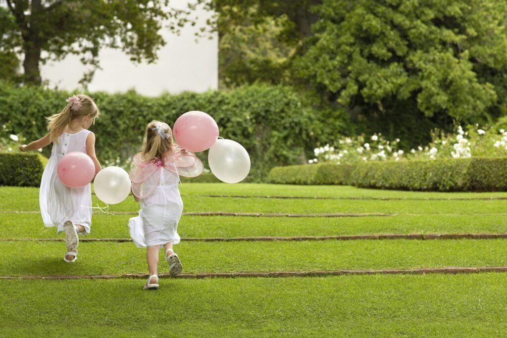 Zabawy weselne dla dzieci balony