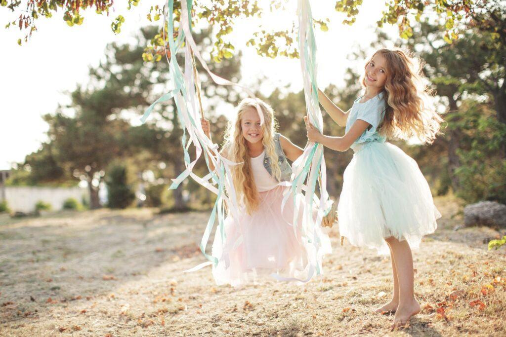 Zabawy weselne dla dzieci