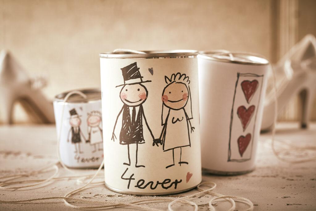 Życzenia ślubne z pomysłem