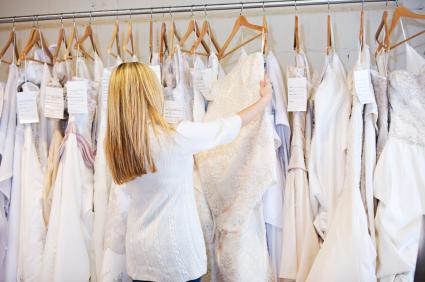 Suknia ślubna w odpowiednim fasonie