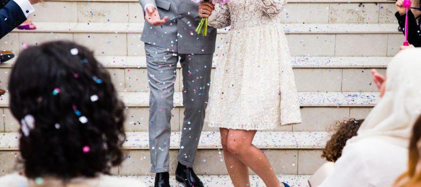 Tradycje ślubne – sypanie ryżem na szczęście