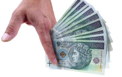 Pieniądze zamiast prezentu ślubnego