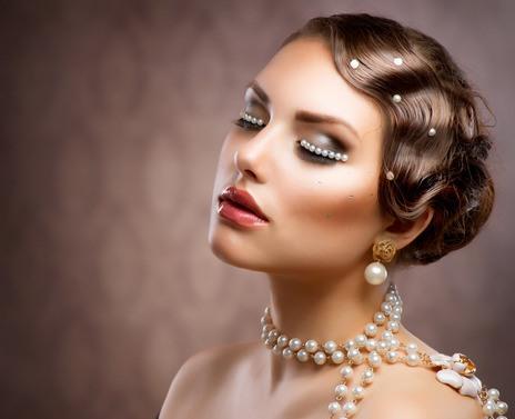 Makijaż ślubny do sesji zdjęciowej