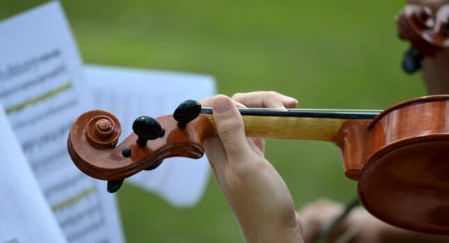 Muzyka na ślubie - jaką wybrać?
