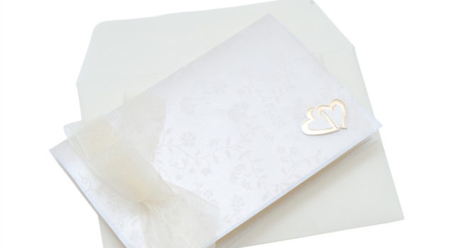 Zaproszenia ślubne od A do Z