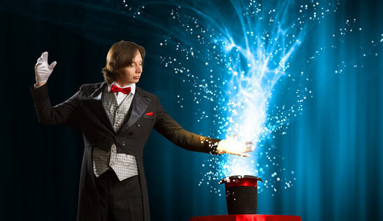Iluzjonista na weselu - zaczaruj gości pokazem iluzji