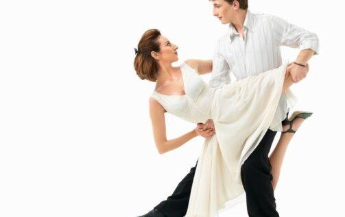 Pokaz tańca - atrakcja na wesele