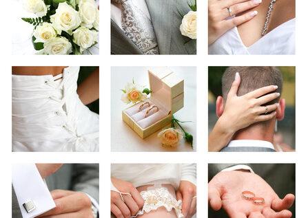 Zdjęcia ze ślubu i wesela, które musicie mieć!