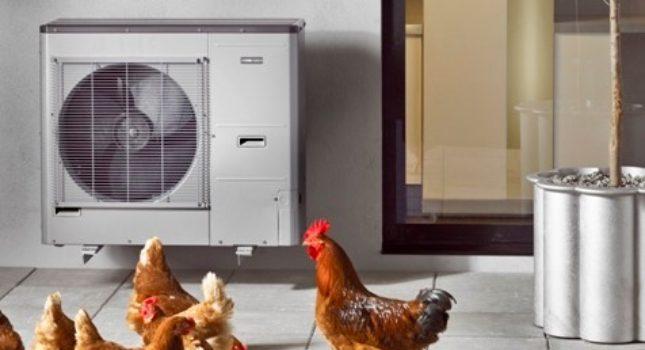 Pompa ciepła – czerpmy energię z natury
