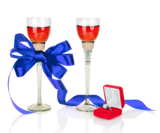 Wino bezalkoholowe na weselu