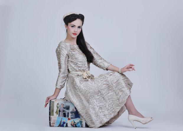 Retro elegancja, czyli panna młoda w stylu lat 20.
