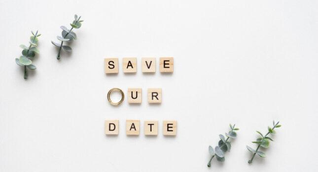 Data ślubu, czyli słów kilka o przesądach związanych z wyborem terminu uroczystości