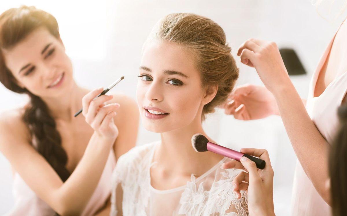 Terminarz ślubny make up panny młodej