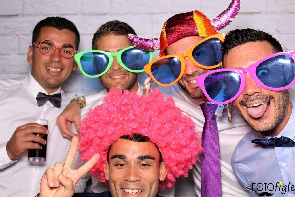 fotobuska na wesele