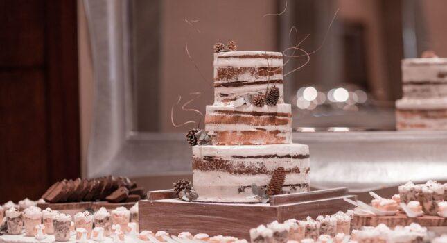 5 sposobów na wyjątkowy tort weselny