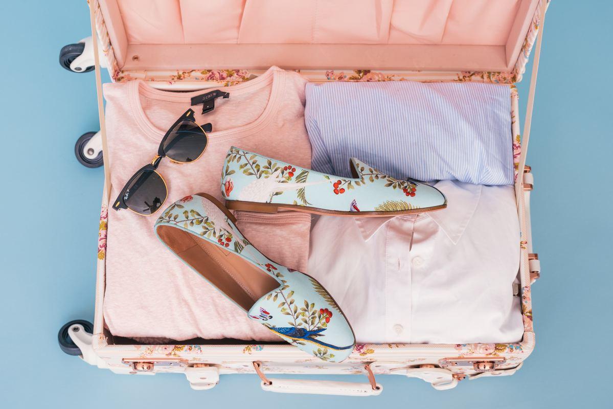 Co spakować w podróż poślubną? Walizka panny młodej