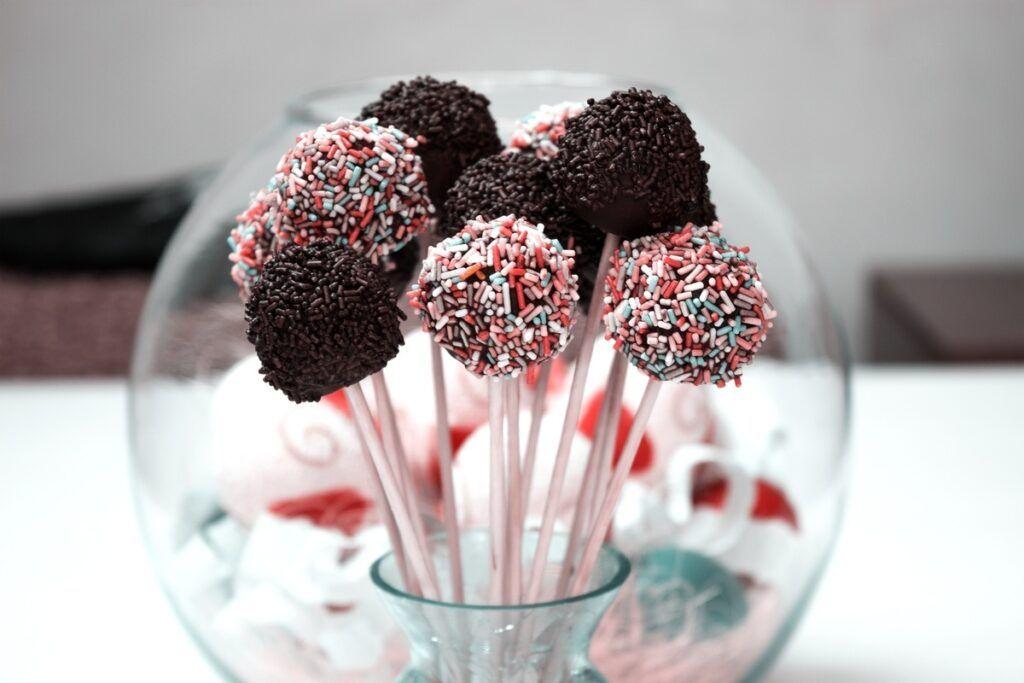 Candy bar w trzech odsłonach