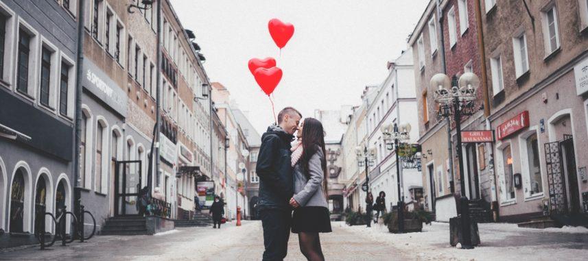 Co robić w walentynki? 10 pomysłów na randkę!