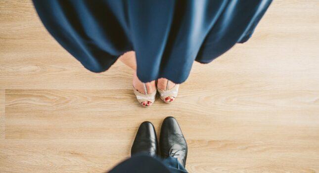 Pokaz zumby jako atrakcja weselna