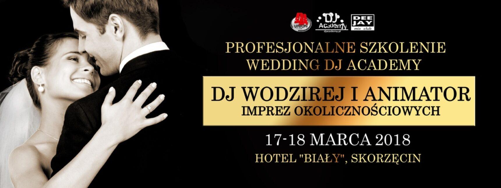 Wedding DJ Academy – warsztaty dla wodzirejów i prezenterów