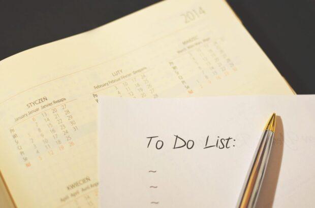 Marriage bucket list: małżeńska lista rzeczy do zrobienia