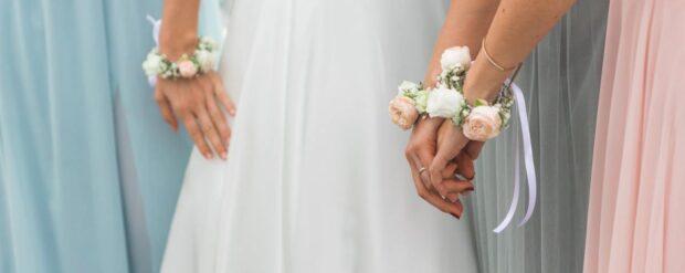 Sukienka na ślub dla świadkowej