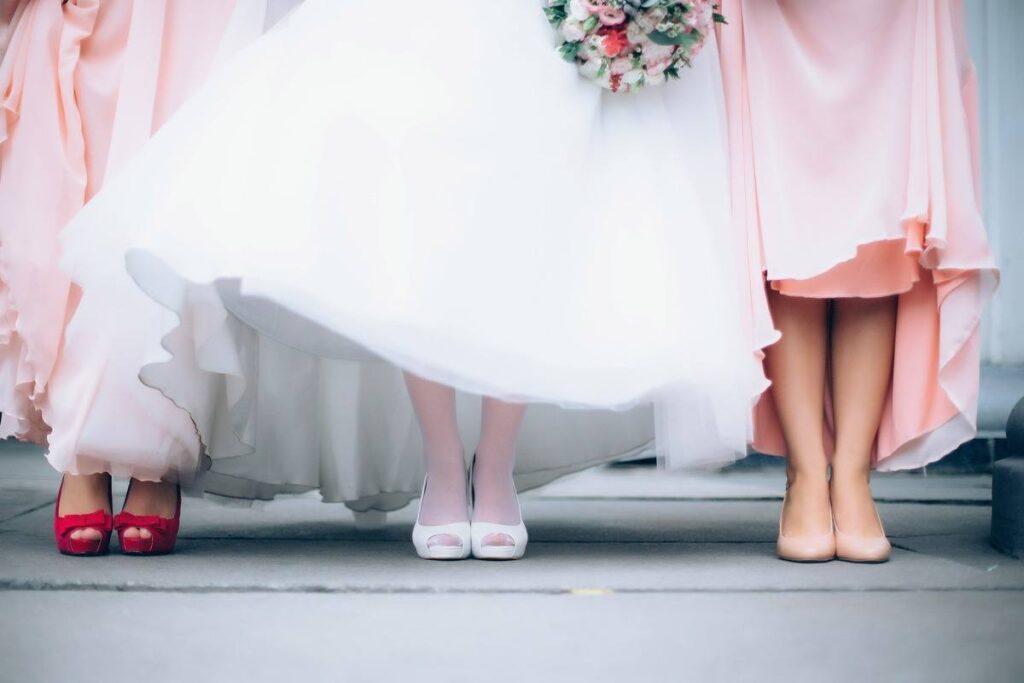 Jak wybrać buty ślubne?