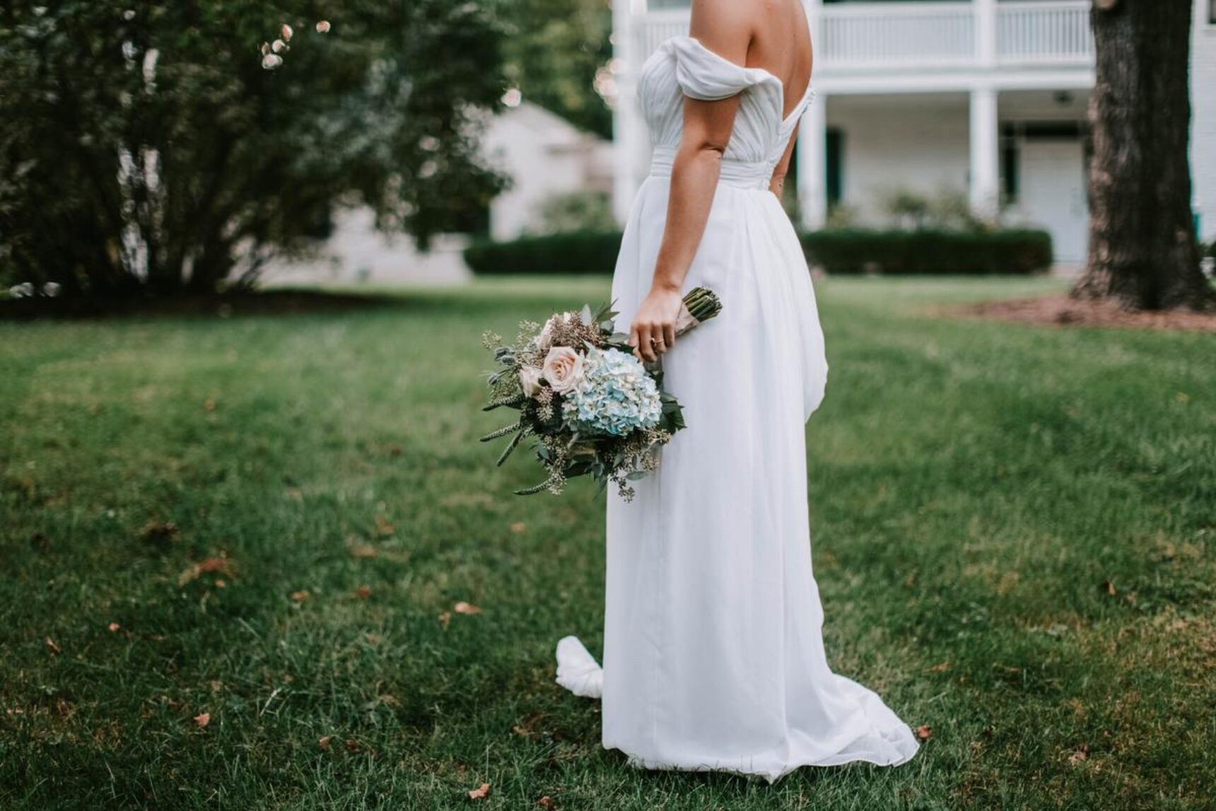 Panna Młoda plus size: w czym do ślubu?