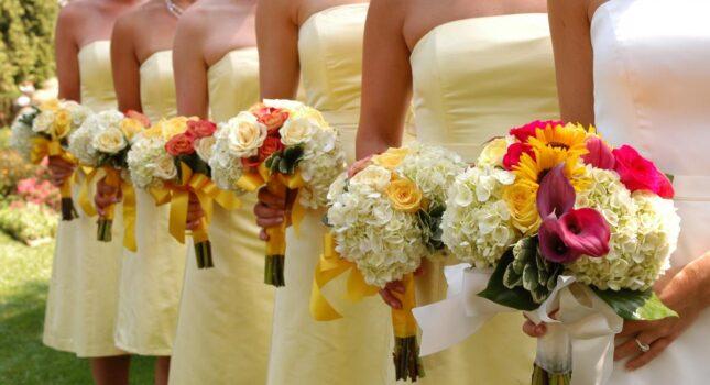 Kolor przewodni ma moc! Sprawdź weselne trendy kolorystyczne 2019