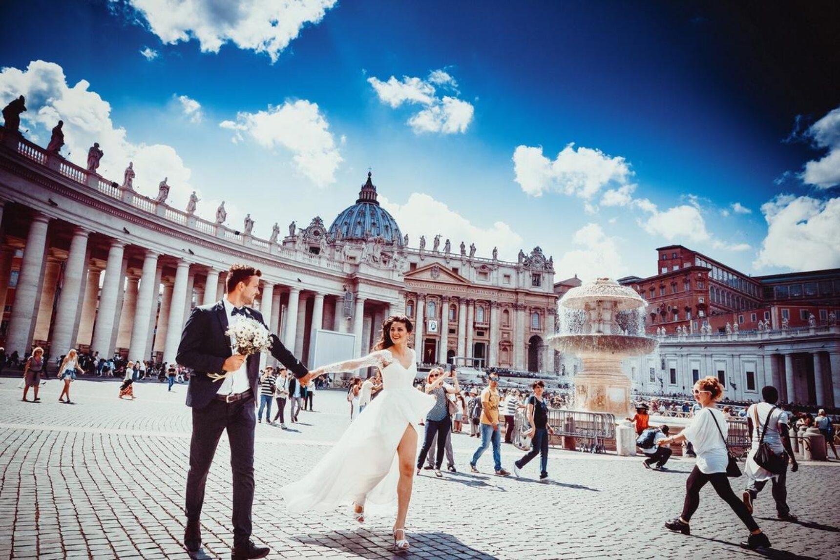 Czy ślub za granicą to dobry pomysł? Zobacz, jak go zorganizować