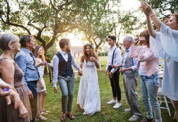 30 najpiękniejszych i wzruszających życzeń ślubnych!