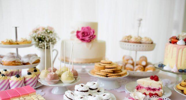 Słodki stół – znakomita atrakcja dla dzieci i dorosłych!