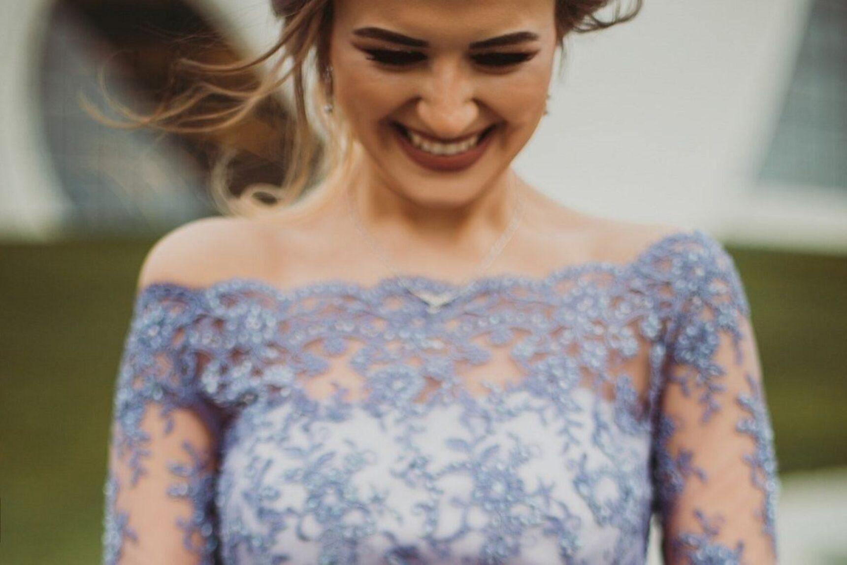 Kolorowe suknie ślubne dla odważnych i nowoczesnych panien młodych!