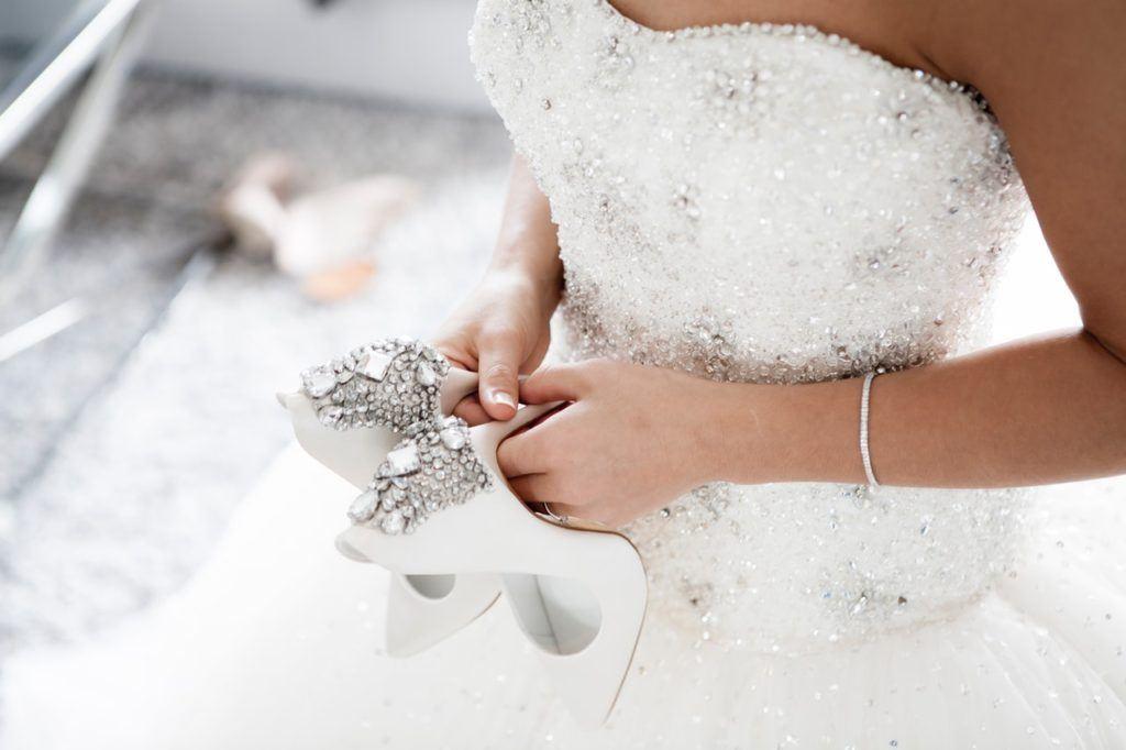 Suknia ślubna księżniczka, czyli panna młoda w wersji royal!