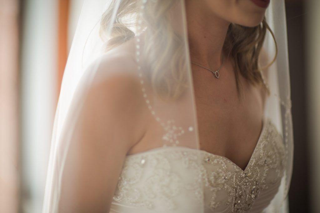 Suknia ślubna księżniczka bez ramiączek