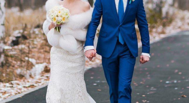 Etola ślubna jako alternatywa dla bolerka - do jakich sukien pasuje?