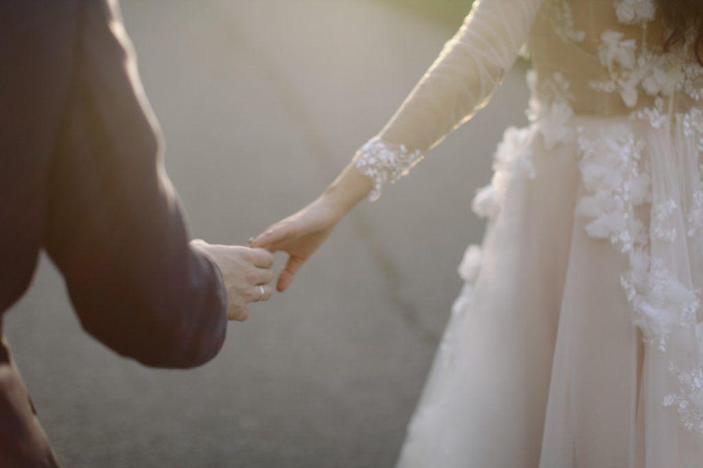Suknia ślubna księżniczka ecru