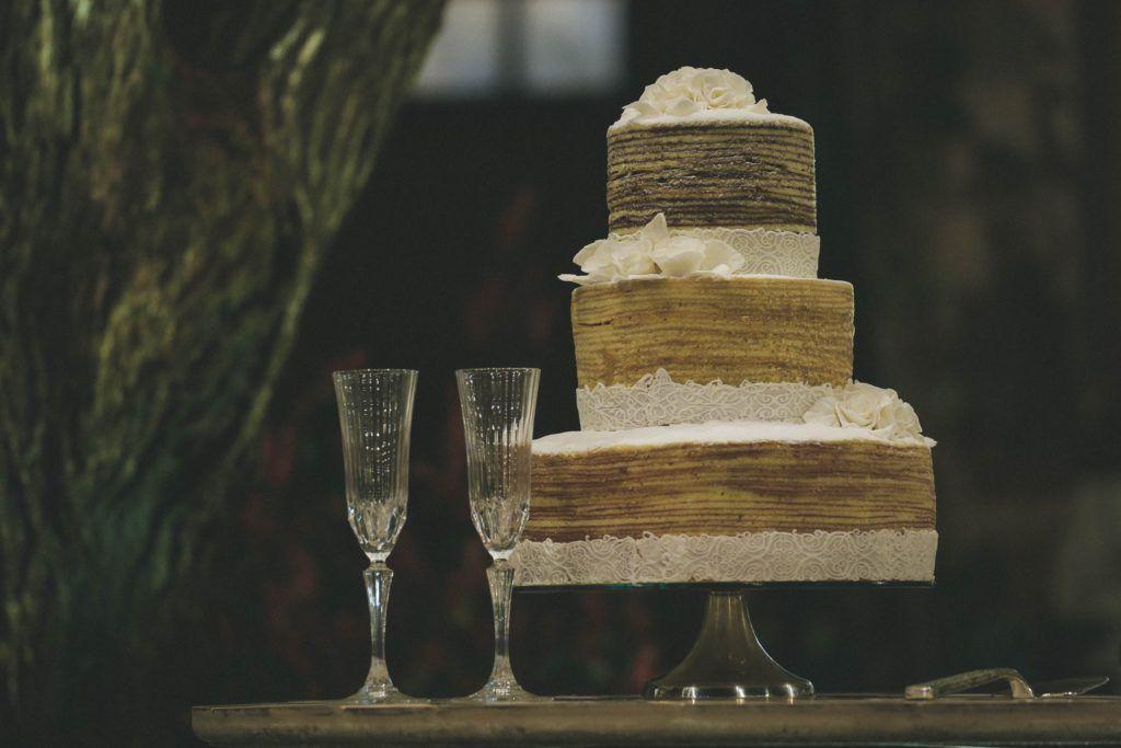 Style weselne - rustykalny