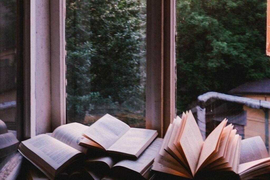 Wierszyki: zamiast kwiatów książki