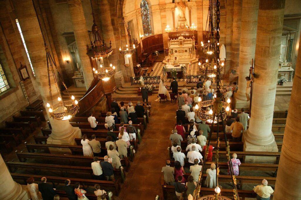 Ślub kościelny a bierzmowanie