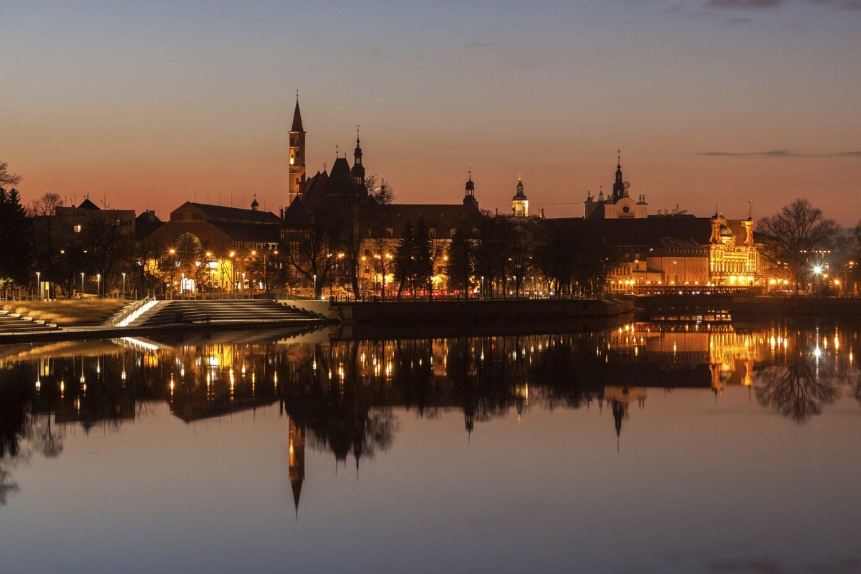 Romantyczny weekend w polsce