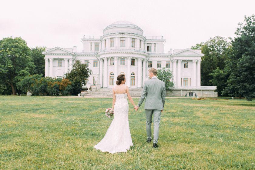 Ślub humanistyczny w pałacu