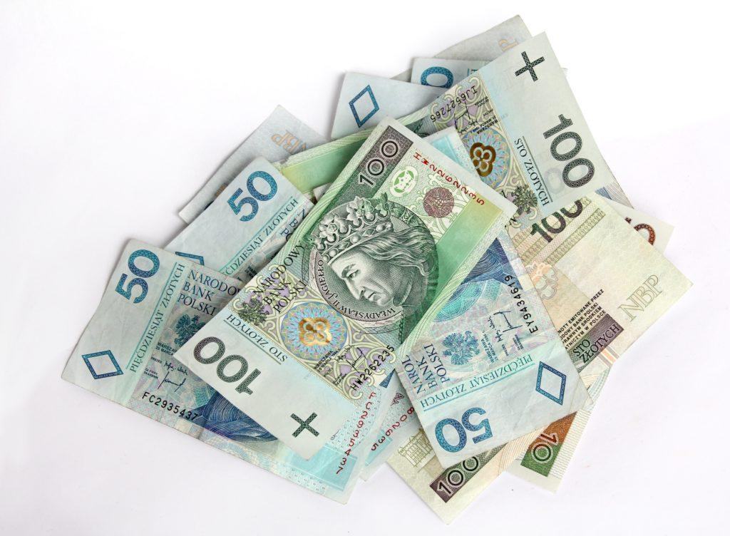 Pieniądze z kredytu na wesele