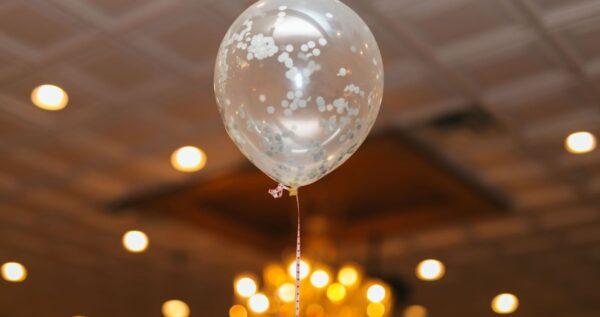 Niezwykłe dekoracje z balonów