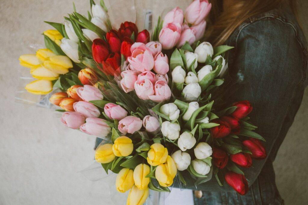 Tulipany bukiet