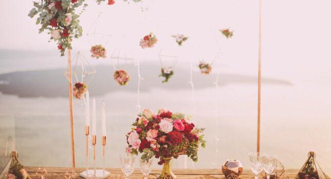 Ścianka weselna za parą młodą - najciekawsze pomysły i inspiracje!