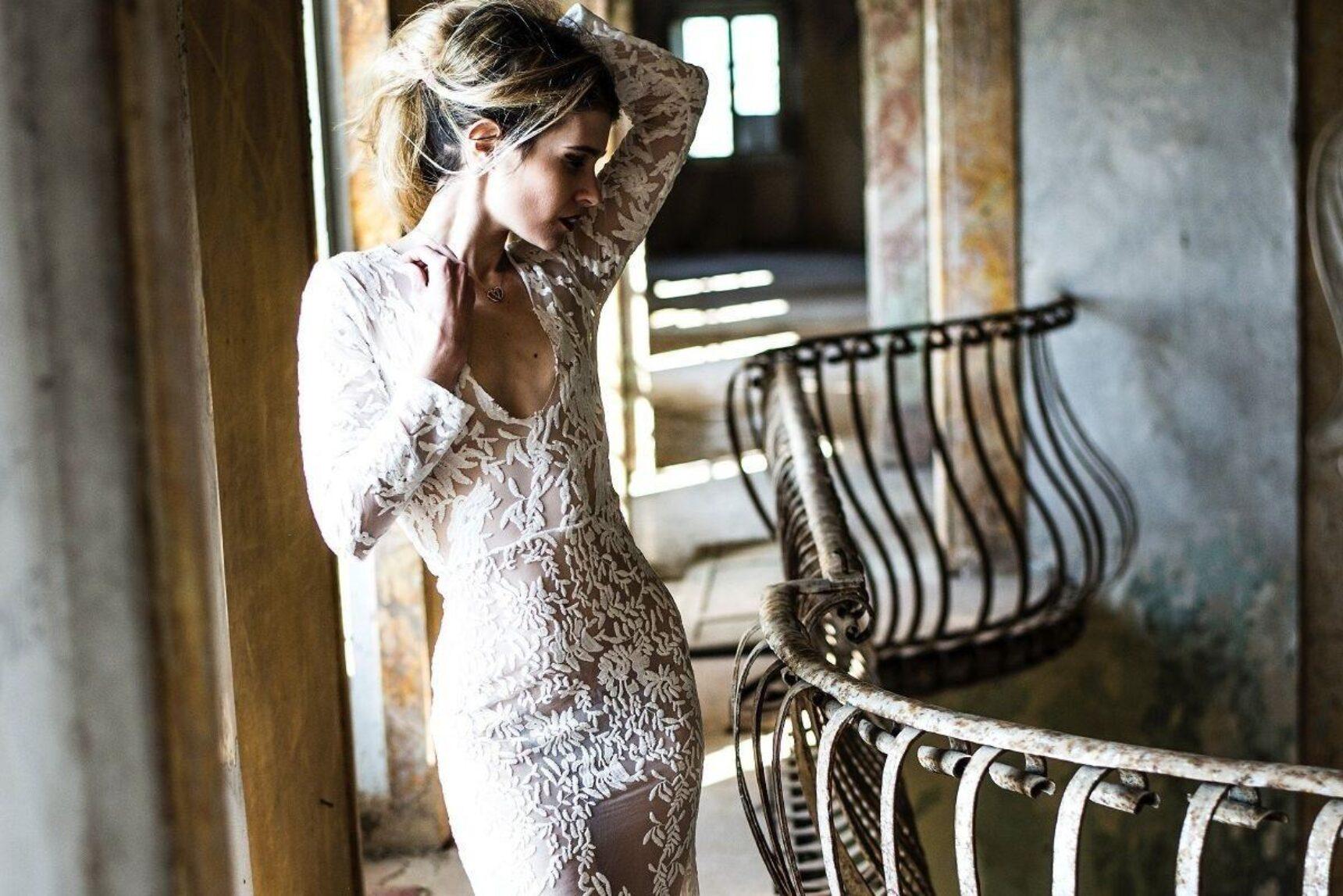 Suknia ślubna z długim rękawem – klasa sama w sobie!