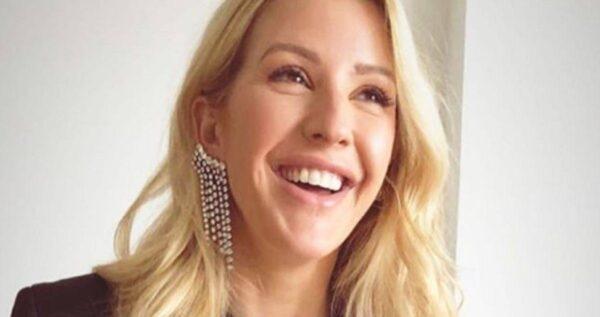 Ellie Goulding zachwyciła suknią ślubną. Jej wykonanie zabrało 640 godzin!