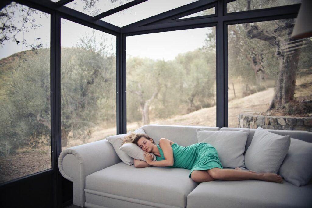 Muzyka relaksacyjna podczas snu i odpoczynku