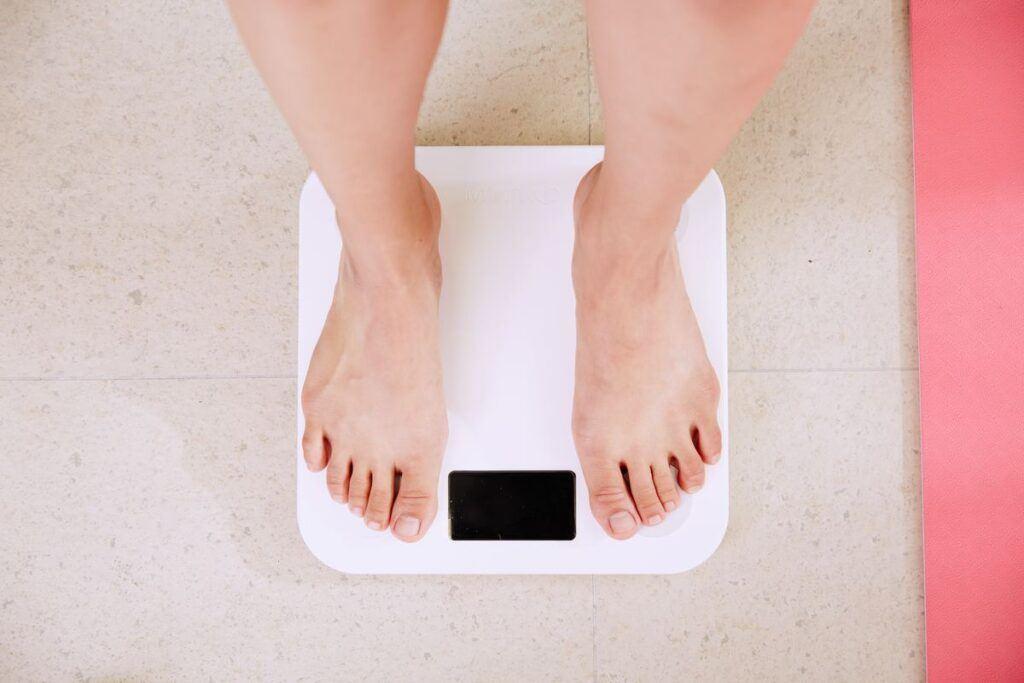 Waga po diecie 8 godzinnej